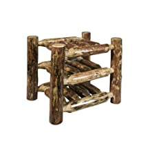 Montana Woodworks Glacier Country Collection Countertop Wine Rack