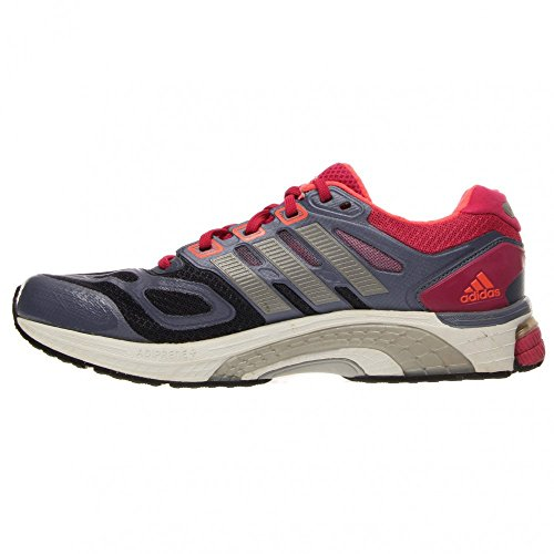 Adidas Supernova Sequence zapatos para correr 6 Urban Sky/Metallic Silver/Blast Pink