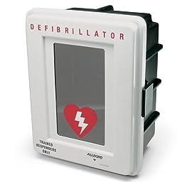 Allegro Industries 4400‐D Plastic Defibrillator Wall Case