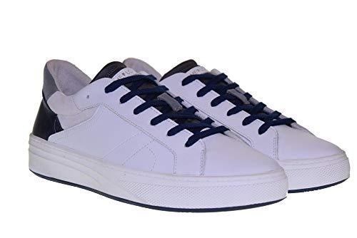 Chaussures 10 11304pp1 Force Crime BlancBleu Hommes Baskets 13lFKJcT