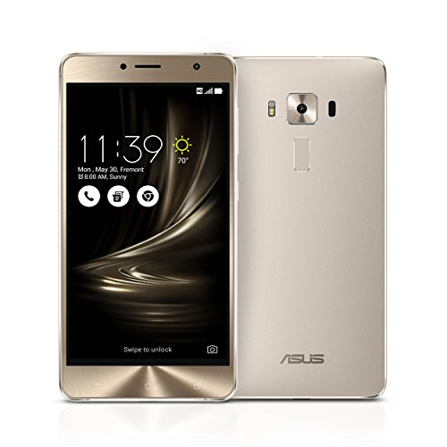 ASUS-ZenFone-3-Deluxe-57-inch-AMOLED-FHD-display-6GB-RAM-64GB-storage-Unlocked-Dual-SIM-Cell-Phone-US-Warranty-ZS570KL-Glacier-Silver