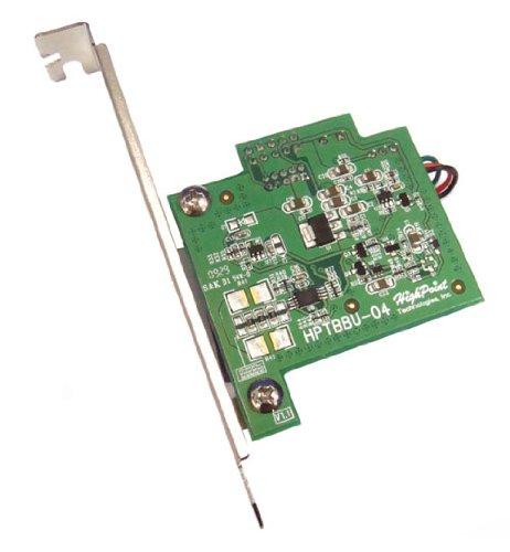 HighPoint HPTBBU-04 Battery Backup Unit for RocketRAID 3xxx/4xxx Series Adapters