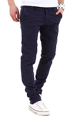 Jeans Mt Foncé F762 Styles Slim Chino Bleu qUSw6Ur5f
