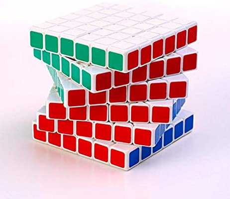 ShengShou 6x6 Magic Puzzle Cube 6x6x6 Speed Cube Children