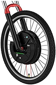 Imortor Electric Bike Conversion Kit 3.0 with Battery Wireless or Only one Cable All in one 40km/h and 40km (C