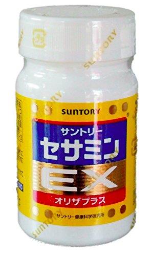 Suntory Sesamin Ex 90 Tablets (30 Days' Supply) (Japan Import)