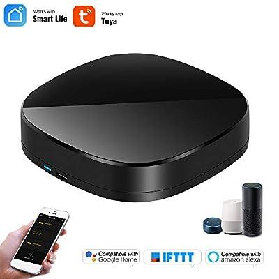 Universal Tuya 2.4Ghz Smart IR WiFi Module Air Conditioner TV Remote Controller Home Automation Voice Control For Alex Google Home IFTTT Amazon Alex