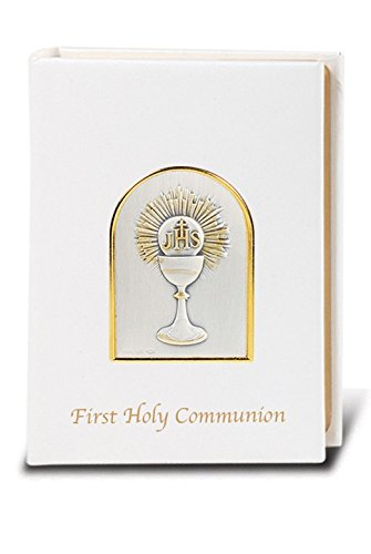 Blessed Trinity Missal White or Black First Communion Gif...