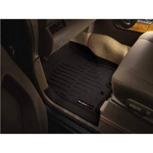 WeatherTech Custom Fit Front FloorLiner for Toyota RAV4 - Mats Weathertech Rav4 Floor 2008