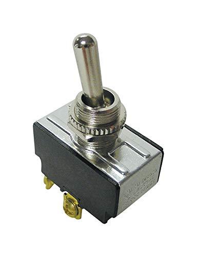 - GB Gardner Bender GSW-14 DPST 20A 125VAC O/F Heavy Duty Toggle Switch