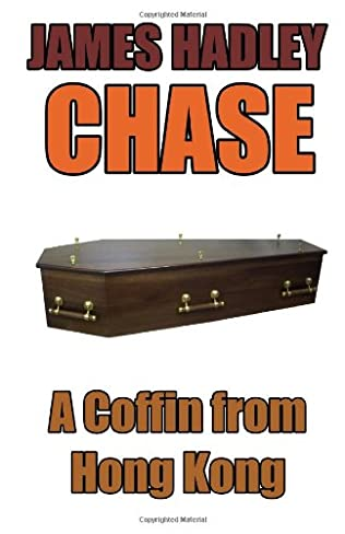 book cover of A Coffin from Hong Kong