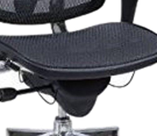 Eurotech-Ergohuman-Mesh-Chair-181A229-Seat-Height-High-Back-Chair-With-Headrest-Burgundy