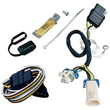 hopkins 41135 litemate vehicle to trailer wiring kit (pico 6767pt) 1998 2003 chevrolet s 10, gmc sonoma s 15 pickup and 1998 2000 isuzu hombre gmc truck wiring diagrams gm audio wiring harness reading