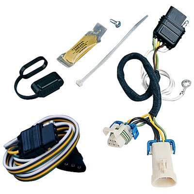 Hopkins 41135 LiteMate Vehicle to Trailer Wiring Kit (Pico 6767PT) 1998-2003 Chevrolet S-10, GMC Sonoma / S-15 Pickup and 1998-2000 Isuzu Hombre