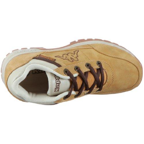 Kappa Bright Unisex Unisex-Erwachsene Sneakers Beige (4141 beige)