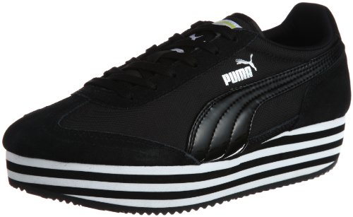 Puma Sf77 Plattform - 35.580.604 Vit-svart