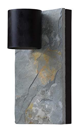 Kenroy Home 93541ORB Frederick 1-Light Dark Sky Lantern, Blackened Oil Rubbed Bronze ()