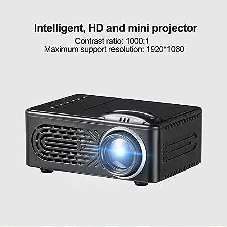 Gmorosa Outdoor Mini Projector HD Neat Portable Pocket Projector ...