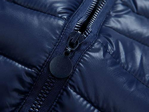 C Foldable Men's Waterproof Zhangzhiyua Down Jacket Lightweight OnX4qY