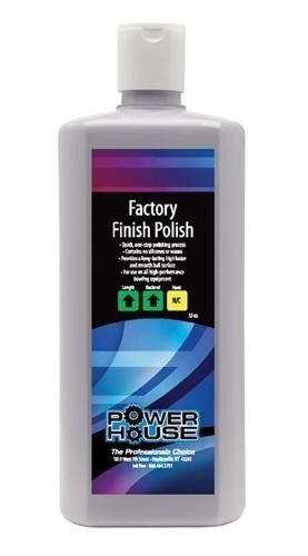 Powerhouse Factory Finish Polish Quart