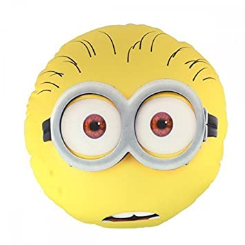Amazon.com: Minions Despicable Me Ronda Minion Cojín: Home ...