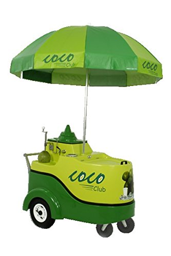 Coconut Water Push Cart (Cart Refrigerated)