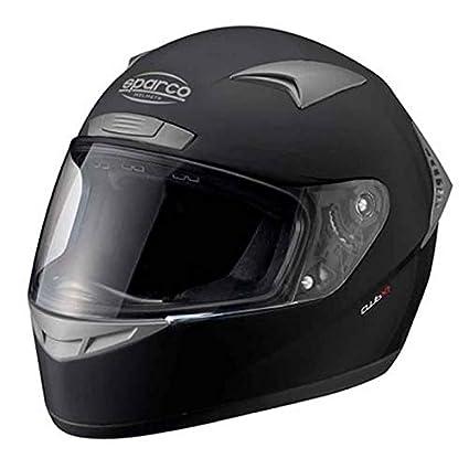 S Sparco S0033191S Helmet Club X-1 TG S BI OM White