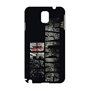 3D Case Cover The Walking Dead Phone Case for Samsung Galaxy Note3