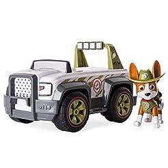 Paw Patrol, Jungle Rescue, Tracker's Jun...