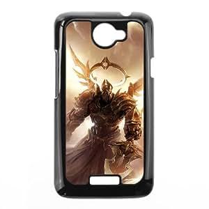 Diablo HTC One X Cell Phone Case Black 6KARIN-145526