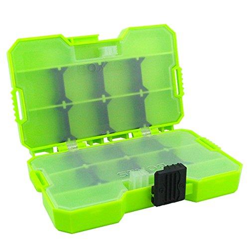 Tool Organizers YT JM-PJ2002 Plastic Storage Box Adjustable Organizer Accessories Box
