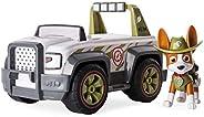 Paw Patrol, Jungle Rescue, Tracker's Jungle Cruiser, Vehicle & Fi