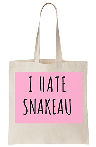 Snakes I Don't Hate Like Deadly Snakeau Tote Poisonous Venom Poison Bag Canvas I ZY1UrYnwFq