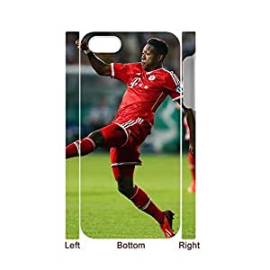 Generic Print With David Alaba Protective Phone Case For Teen Girls For Apple Iphone 5 Ip5S Choose Design 1-2