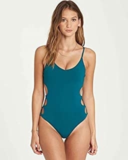 9ee589b74 Amazon.com: Billabong Women's Hippie Hooray One Piece Swimsuit: Clothing