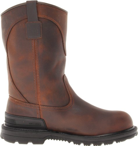 Work Men's Tanned Brown Carhartt Dark CMU1242 Boot Oil q6dnnTzEBw