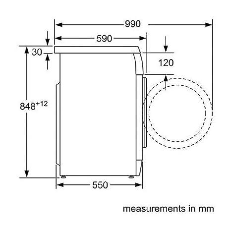 Bosch Lavadora WAE24260II Classixx ActiveWater 7 kg clase A + + + ...