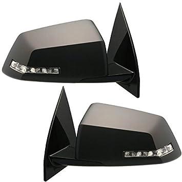 10-14 Insight Power Heat w//Turn Signal Lamp Fold Mirror Left Right Side PAIR SET
