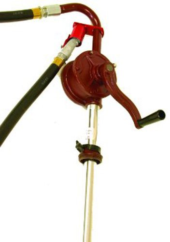 National-Spencer 1003 Rotary Pump, Cast Iron, 3 PC Ridged, Nozzle, Hose, Screen by National-Spencer, Inc.