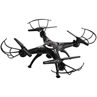 Dreamyth Fun 2.4G 4CH 6-Axis FPV RC Drone Quadcopter Wifi Camera Real Time Video 2 Control Modes