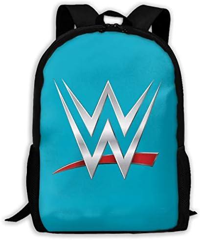 Wwe Logo (6) メンズ レディース 兼用 アウトドア ・旅行に最適 ナップサック 収納バッグ 軽量 登山 自転車 防水仕様 通学・通勤バッグ スポーツ 巾着袋 ジムサック 収納バッグ バッグ プレゼント