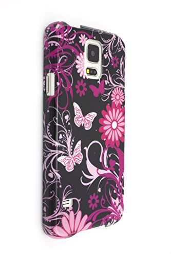 Galaxy S5 Case, GISMO [Slim] [Exact Fit] [Colorful Designs] **NEW** [Minimalist Series]...