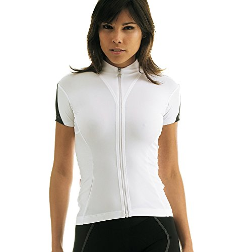 assos SS.13 Lady Jersey XL White by assos (Image #1)