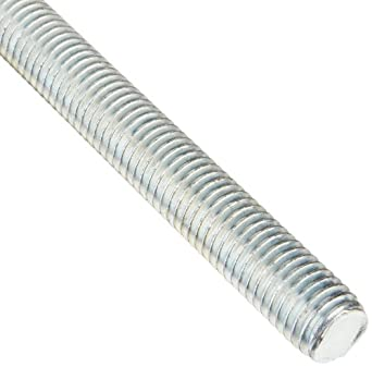 3 Length 5//8-11 Thread Size Right Hand Threads 18-8 Stainless Steel Fully Threaded Stud