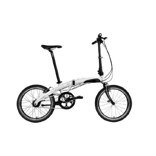 Dahon FD3104 - Bicicleta, 20 in, color negro