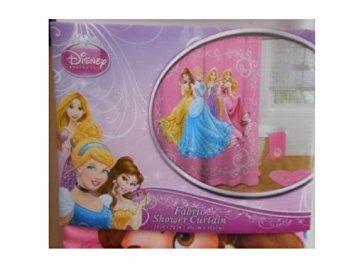Princess ''Tiara and Jewels'' Shower Curtain by Princess