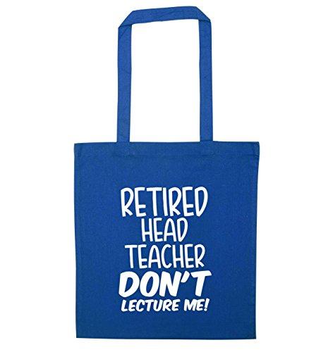Creative don't Blue Flox me teacher Bag Retired Tote head lecture YFF6wdq