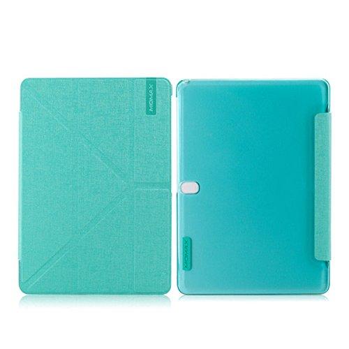 C & C製品Momax折りたたみフォリオスタンドケースカバーfor Samsung Galaxy Tab Pro 10.1タブレット   B06X8Z7XGC