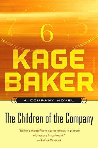 the company kage baker - 5