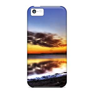 Premium Durable Sunset Fashion Tpu Iphone 5c Protective Case Cover